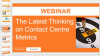 The Latest Thinking on Contact Centre Metrics