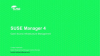 SUSE Manager 4: Was ist neu?