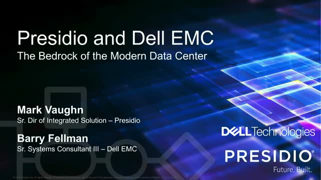 Modernize IT with Dynamic Server Innovation from Dell