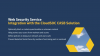 Symantec Web Security Service Integration with CloudSOC CASB (Demo Video)