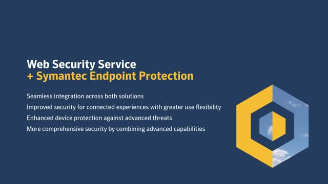 Symantec Web Security Service and Endpoint Protection (Demo Video)