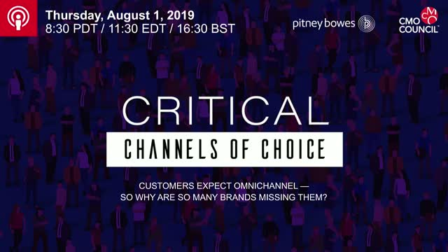 Critical Channels of Choice