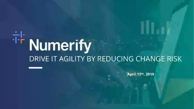 Drive IT Agility by Reducing Change Risk