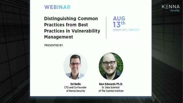 Distinguishing Common Practices from Best Practices in Vulnerability Management