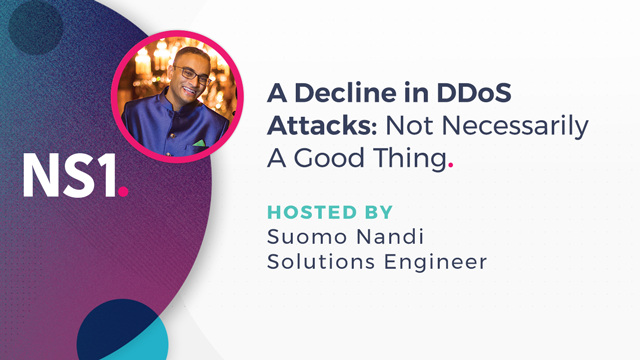 A Decline in DDoS Attacks: Not Necessarily A Good Thing