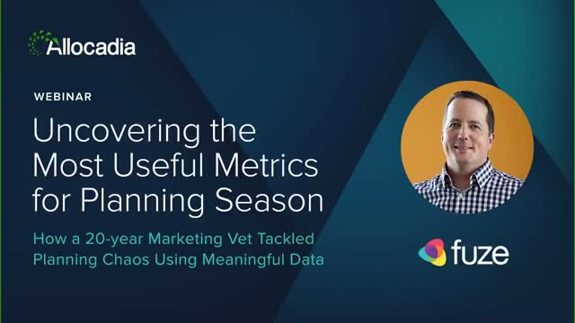 2020 Marketing Planning: Defining the Metrics That Matter for Revenue Growth