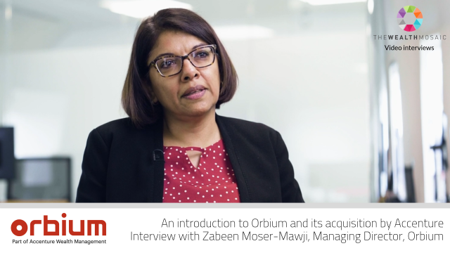 Orbium interview: An introduction to Orbium and its acquisition by Accenture