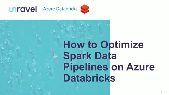 How to Optimize Spark Data Pipelines on Azure Databricks
