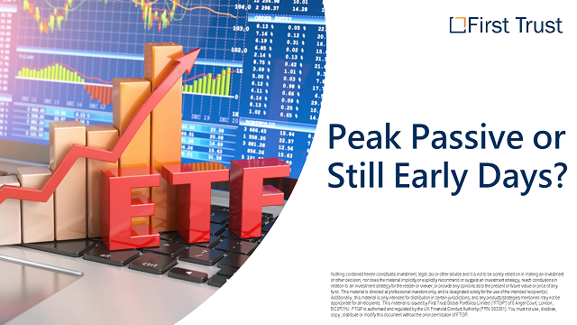 Peak Passive or Still Early Days?