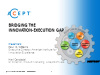 Bridging the Innovation-Execution Gap
