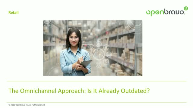 The Omnichannel Approach: Is It Already Outdated?