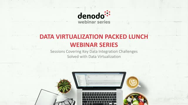 Virtualization for Business Users with Denodo's Data Catalog