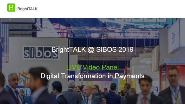 Livestream Discussion – Digital Transformation in Payments