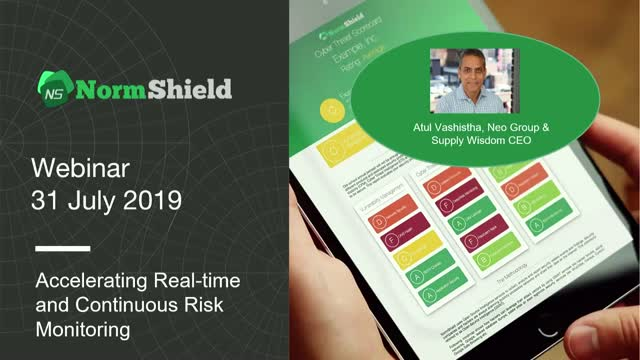 Accelerating Real-time and Continuous Risk Monitoring with Atul Vashistha
