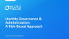 Good Identity Governance – have you adopted a risk informed approach?