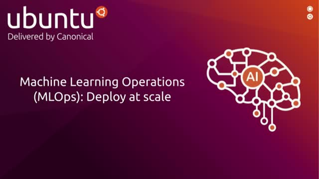 Machine Learning Operations (MLOps): Deploy at Scale