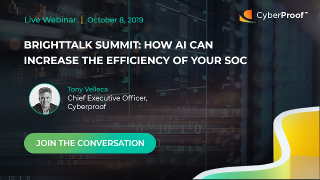 How AI Can Increase the Efficiency of Your SOC