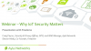 Why IoT Security is More Important Than Ever