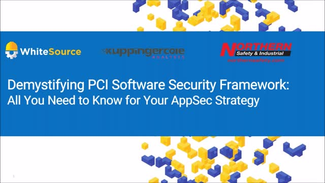 PCI Software Security Framework: All You Need to Know for Your AppSec Strategy
