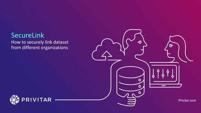 How to securely link datasets from different organisations