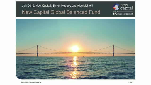 Global Balanced fund - Q2 review