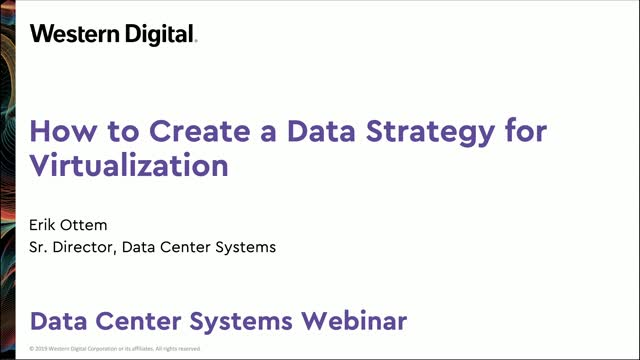 How to Create a Data Strategy for Virtualization