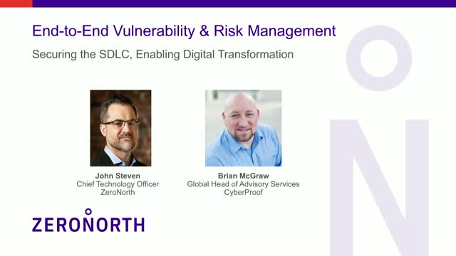 End-to-End Vulnerability and Risk Management Across the Enterprise