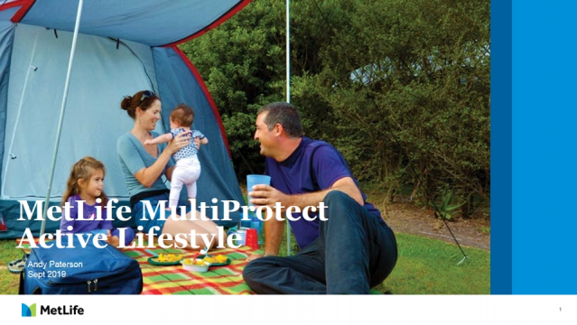 MetLife MultiProtect - Active Lifestyles