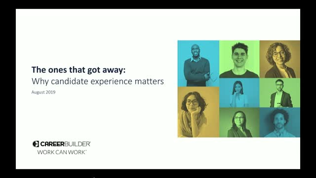 The ones that got away: Why candidate experience matters