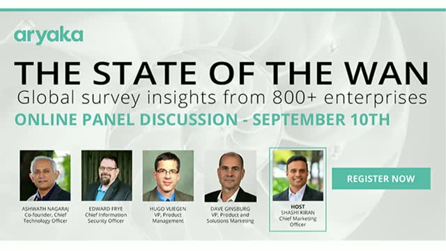 2019 Global State of the WAN - Panel Discussion