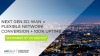 Next Gen SD-WAN = Flexible Network Conversion + 100% Uptime
