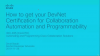 How to get your DevNet Certification for Collaboration Automation