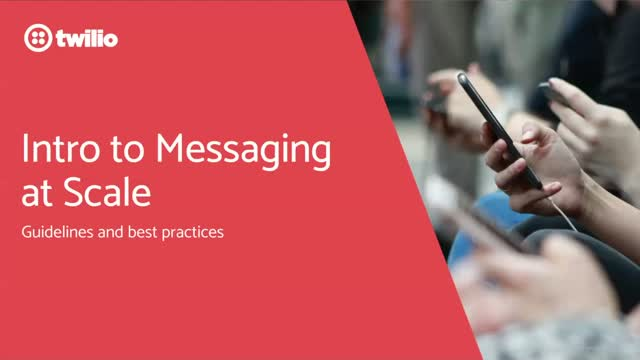 Intro to Messaging at Scale