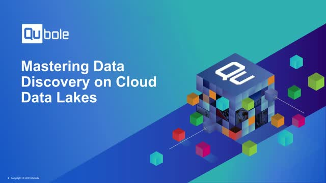 Mastering Data Discovery on Cloud Data Lakes