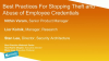 Best Practices For Stopping Theft and Abuse of Employee Credentials