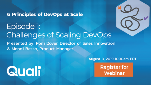 Scaling DevOps Episode 1: Challenges of Scaling DevOps