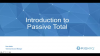 Introduction to PassiveTotal