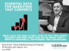 Essential data for marketing content that converts