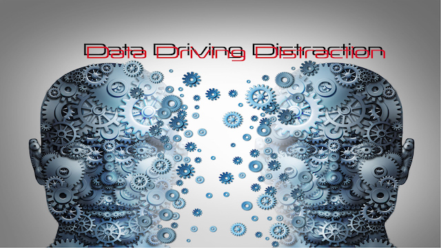 Marketing Data Driving You to Distraction