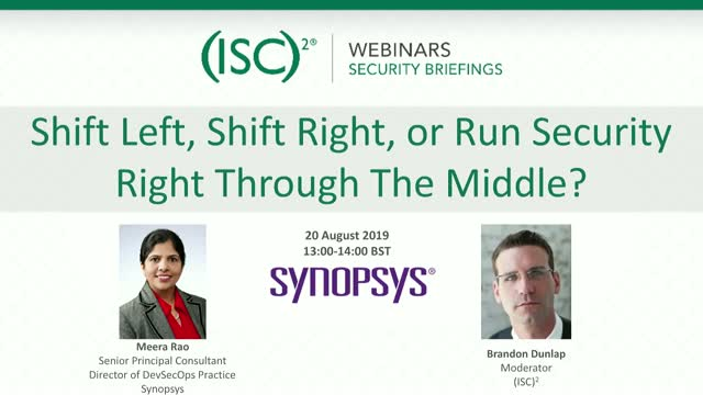 Shift Left, Shift Right, or Run Security Right Through The Middle?