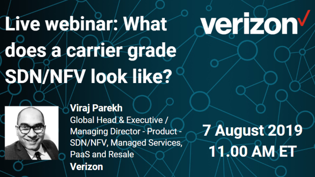 What does a carrier grade SDN/NFV look like?