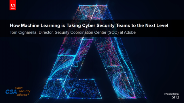 How Machine Learning is Taking Cyber Security Teams to the Next Level