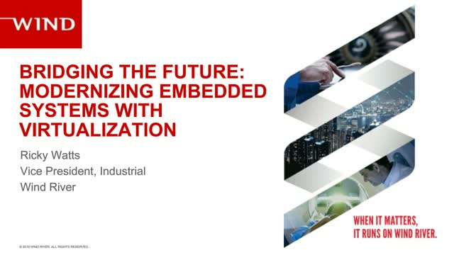 Bridging the Future: Modernizing Embedded Systems with Virtualization