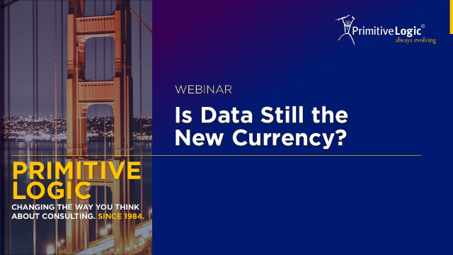 Is Data Still the New Currency?