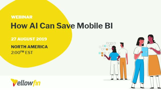 How AI Can Save Mobile BI