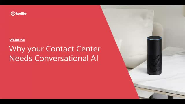 Why your Contact Center needs a Conversational AI Platform