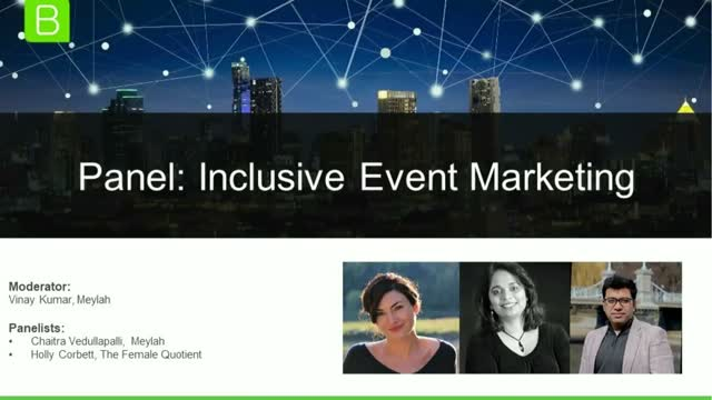 Inclusive Event Marketing