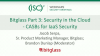 Bitglass Part 3: Security in the Cloud - CASBs for IaaS Security