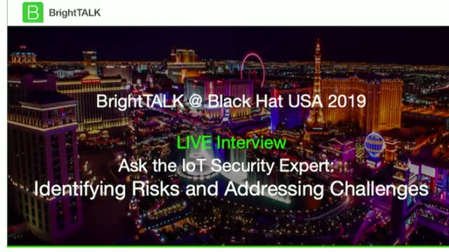 Ask the IoT Security Expert: Identifying Risks and Addressing Challenges