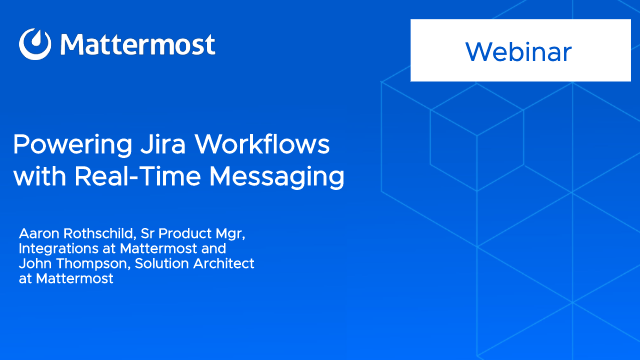 Powering Jira Workflows with Real-Time Messaging